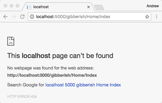 Using a culture constraint and redirecting 404s with the url culture provider