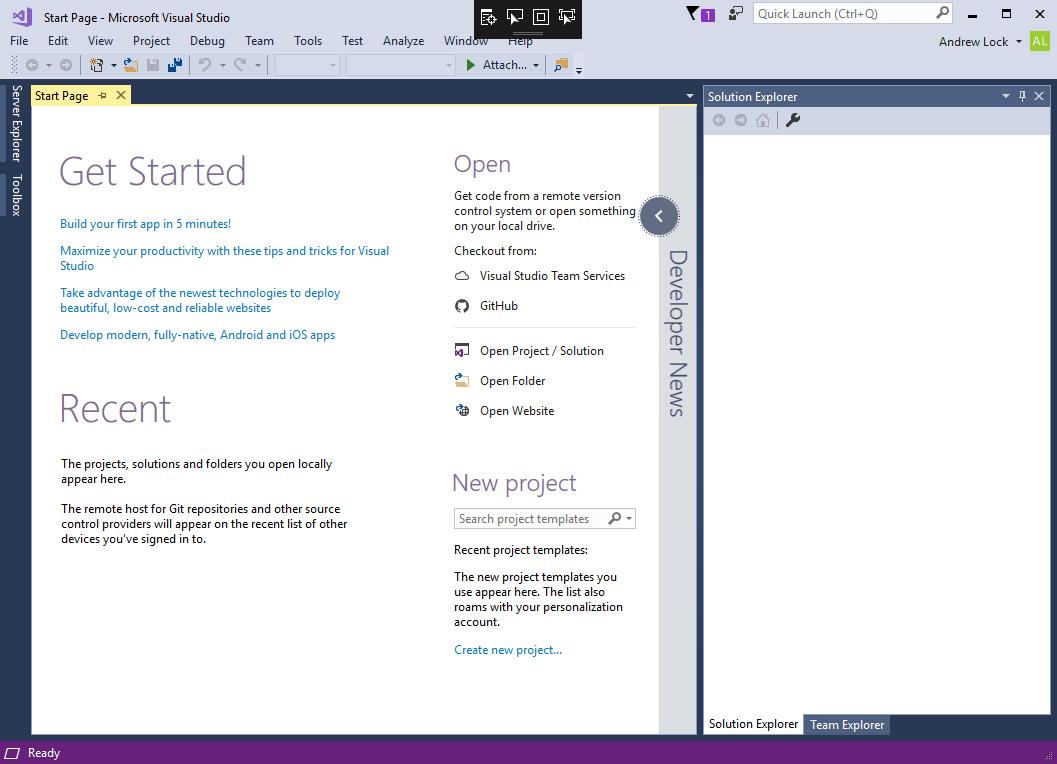 Creating a .NET Standard Roslyn Analyzer in Visual Studio 2017