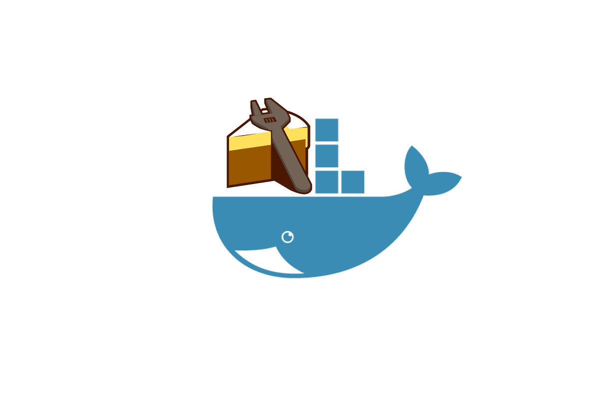 Banner image for Building ASP.NET Core apps using Cake in Docker