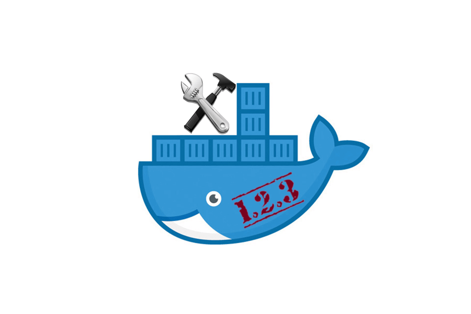 Banner image for Setting ASP.NET Core version numbers for a Docker ONBUILD builder image