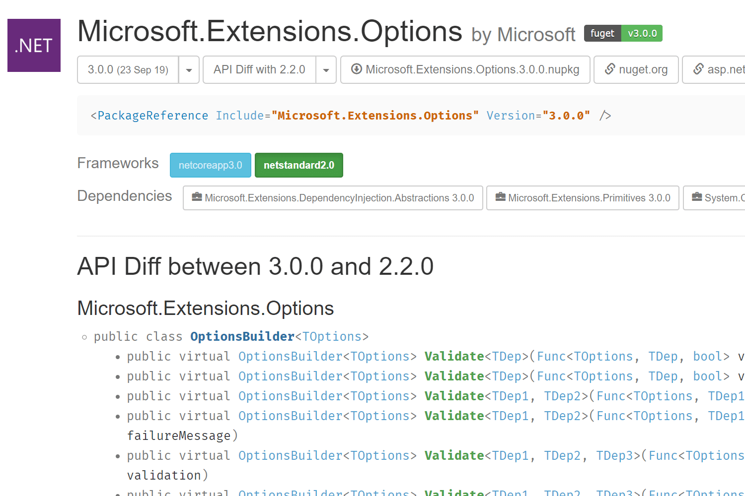 Banner image for Converting a .NET Standard 2.0 library to .NET Core 3.0