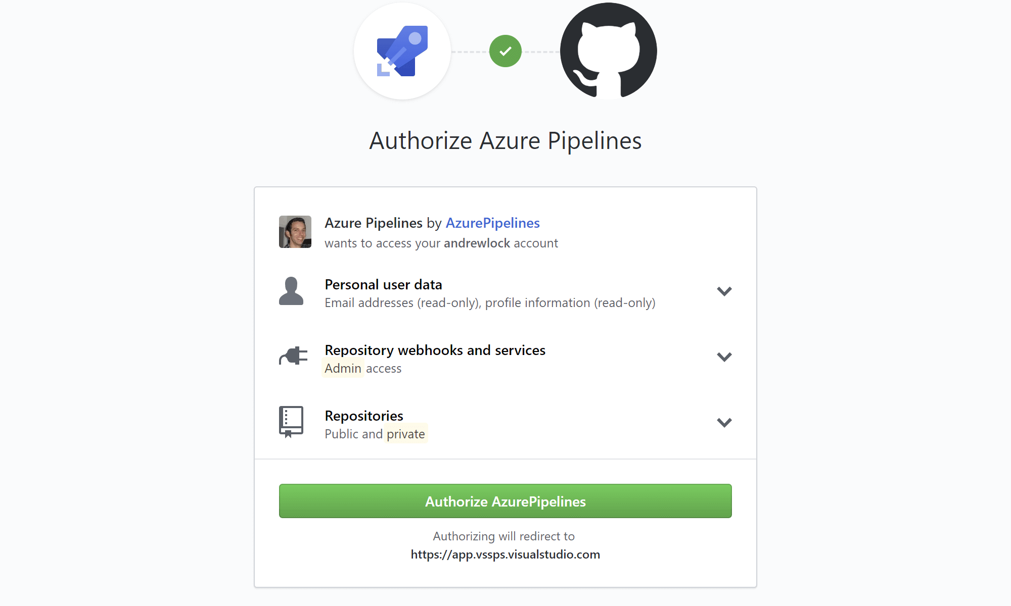 Building an open source GitHub project using Azure DevOps
